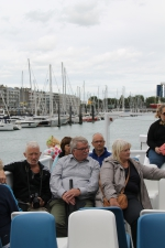 Havenrondvaart Zeebrugge