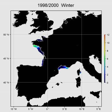 Dinophysis spp. winter