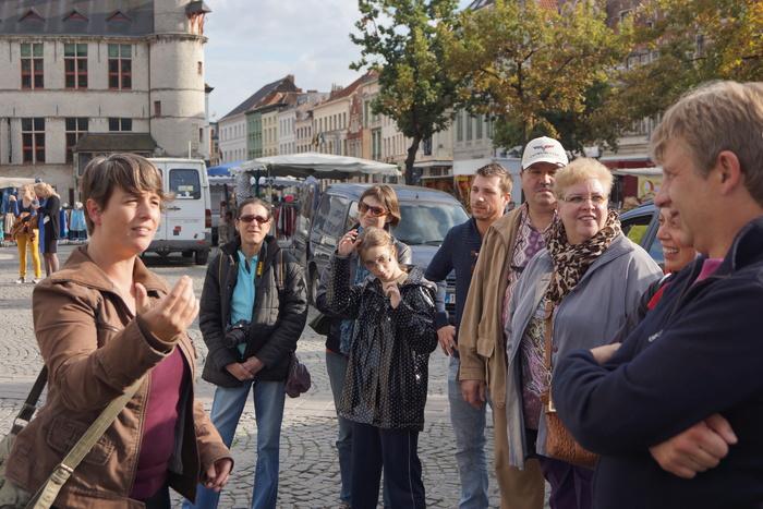Eindseizoensfeest 2013: bezoek VOC Brasschaat/wandeling Gent + kaas&wijnavond @ VOC