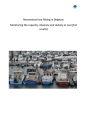 Recreational sea fishing in Belgium: Monitoring the capacity, intensity and density at sea (first results)