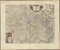 Flandriae partes duae quarum altera proprietaria altera imperialis vulgo dicitur
