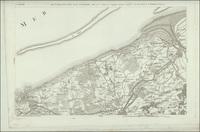 Carte chorographique de la Belgique dédiée à la Convention NationaleKaart: 10 Ostende (1793)