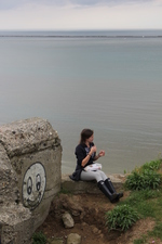 Pointe de la Creche, Wimereux, Frankrijk (2016.05.10)