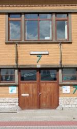 Entrance VLIZ