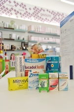 Zeegerelateerde medicijnen
