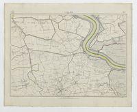 Carte topographique de la Belgique, dressée sous la direction de Ph.Vander Maelen, fondateur de l'établissement géographique de Bruwelles, à l'échelle de 1 à 20.000, en 250 feuilles. - Calloo