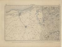 Cartes topographiques et militaires de la Belgique - Furnes