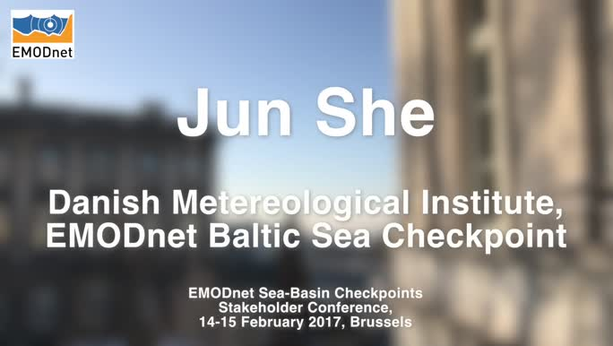 Jun She, Danish Metereological Institute, on the outcomes of the Baltic Sea Checkpoint
