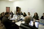 Meeting at Trakia University, Edirne