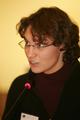 Voordracht laureaat VLIZ Aanmoedigingspijs 2004