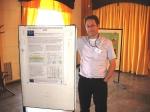 Yde de Jong at Czech EPBRS meeting