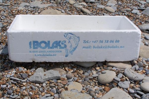 visbak uit viskwekerij noorwegen thv Wissant(fr)