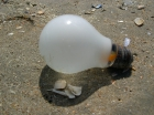 lamp overleeft golfslag