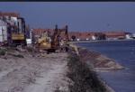 Aanleg nieuwe dijken Spuikom 23 07 1991