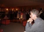 Mark Costello and local folk dance/music band