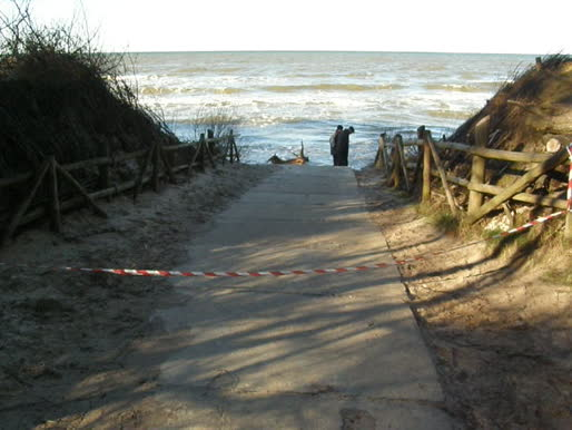 Coastal Erosion Gulf of Gdansk