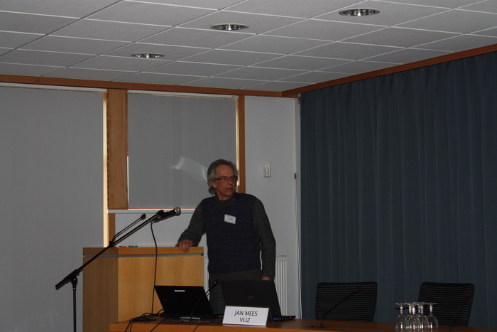 Herman Peter, Netherlands Institute of Ecology; Centre for Estuarine and Marine Ecology