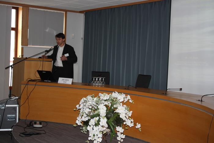 Seys Jan, Vlaams Instituut voor de Zee