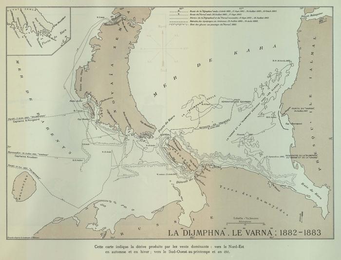 Duc d'Orléans (1909, kaart 3)