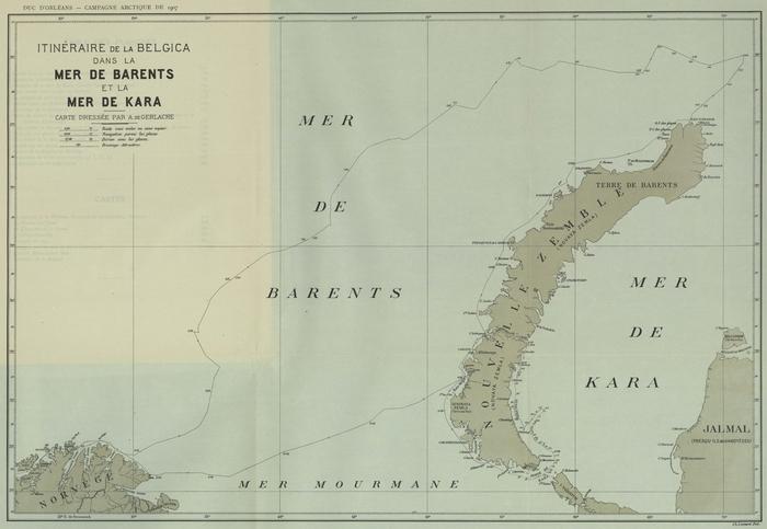 Duc d'Orléans (1909, kaart 8)