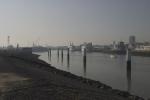 Dijk haven Oostende