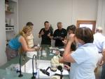 Picture of Porifera training course 16