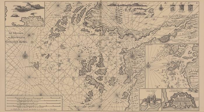 Van Keulen (1728, kaart 13)