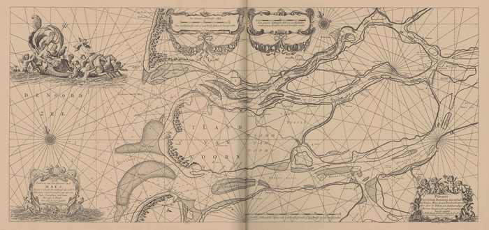Van Keulen (1728, kaart 50)
