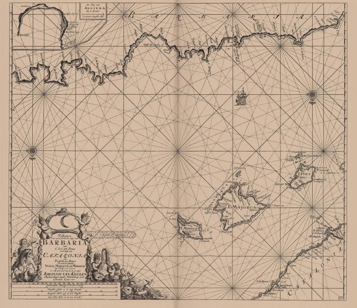 Van Keulen (1728, kaart 092)