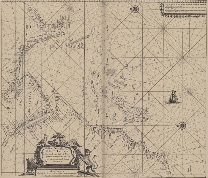 Van Keulen (1728, kaart 112)