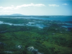 The entrance to Kilkieran Bay with numerous small islands and islets create a mosaic of marine habitats