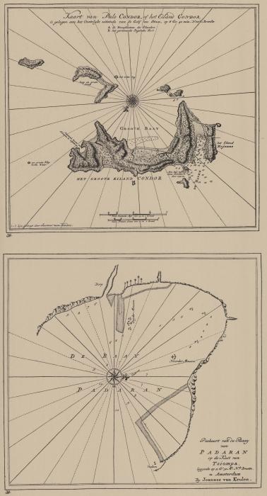 Van Keulen (1728, kaart 161)