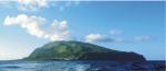 South view of Corvo Island.