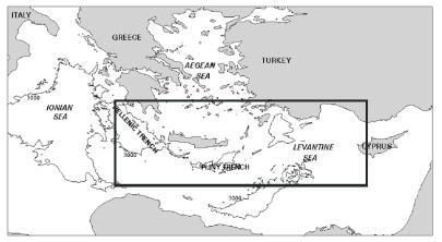 Eastern Mediterranean