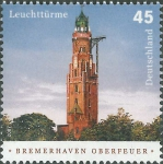 Germany, Bremerhaven Oberfeuer