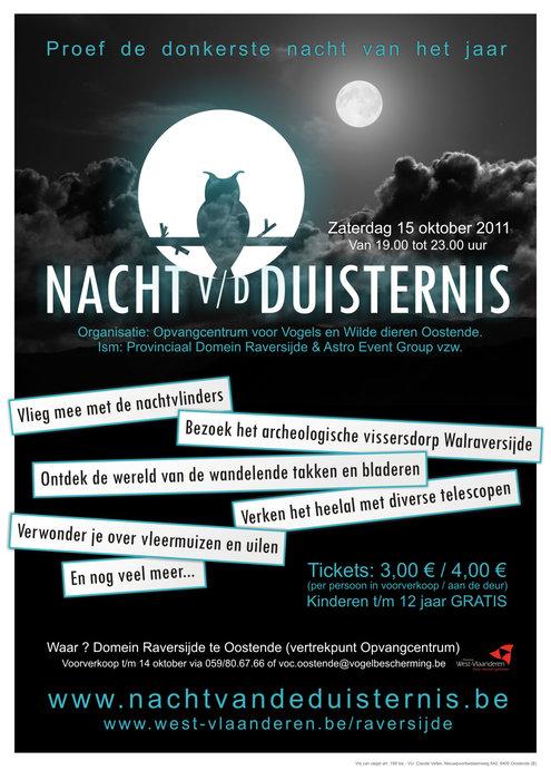 Nacht van de Duisternis 2011
