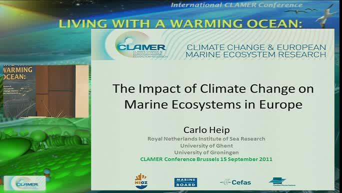 Prof. Dr. Carlo Heip (Project coordinator, NIOZ)
