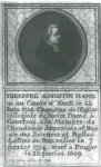 Th�odore-Augustin Mann, portret