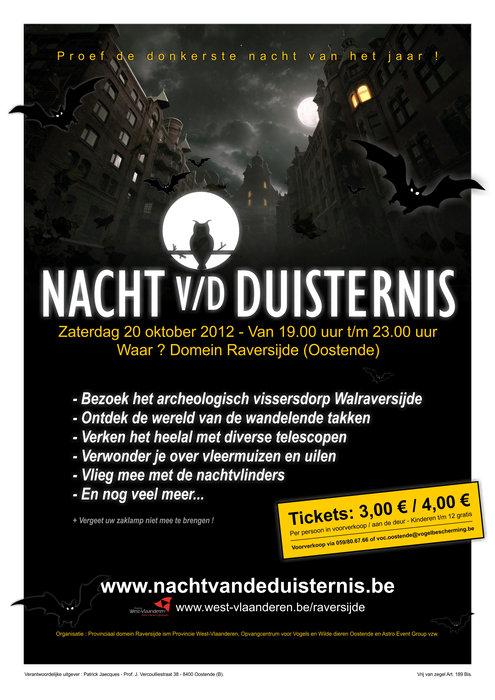 Nacht van de Duisternis 2012