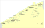 Municipalities of the Belgian Coast