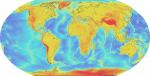 ETOPO1 Global Relief Model