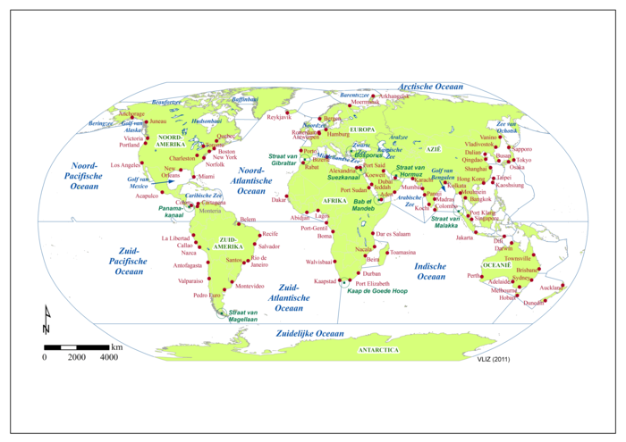 World Harbours