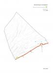 Coastal defense and measuring poles